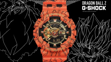 Photo of Kolaborasi Casio dan Dragon Ball Z Umumkan Jam Tangan G-Shock Edisi Terbatas
