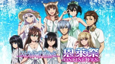 Photo of Franchise Strike The Blood Adakan Event Online pada 12 September