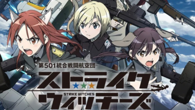 Photo of Anime Strike Witches ROAD to BERLIN Rilis Key Visual Baru