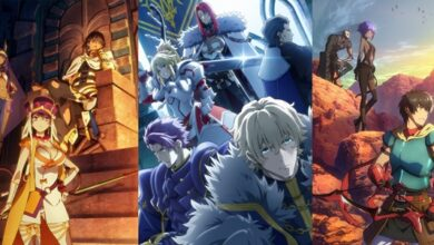 Photo of Film Anime Fate/Grand Order: Camelot Bagian Pertama Rilis Trailer Full