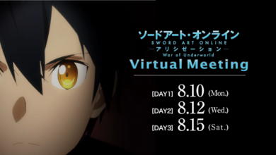 Photo of Anime Sword Art Online Rencanakan Event Meeting Virtual selama 3 Hari
