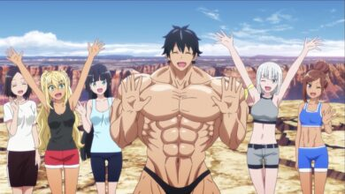 Photo of Video Opening Anime Dumbbell Nan Kilo Moteru? Versi Muscle Video Sudah Dilihat Lebih dari 100 Juta Kali