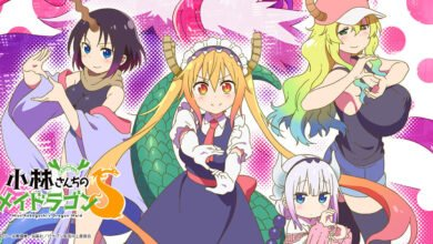 Photo of Anime Kobayashi-san Chi no Maid Dragon akan Kembali di Tahun 2021!