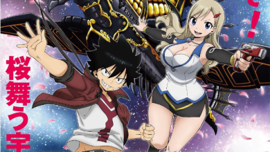 Photo of Anime EDENS ZERO akan Tayang di Bulan April 2021