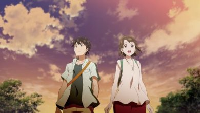 Photo of Film Anime Original Kimi wa Kanata Rilis Trailer Baru