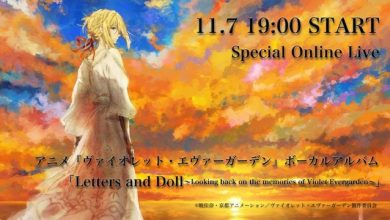 "Photo of Konser Spesial ""Violet Evergarden Vocal Album"" oleh Ishikawa Yui akan Ditayangkan Gratis"