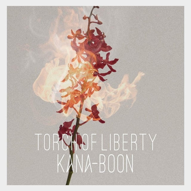 cover CD touch of liberty kana-boon