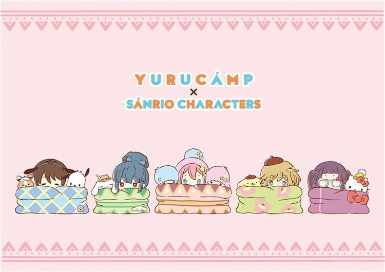 visual baru yuru camp 2