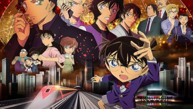 Photo of Film Anime Detective Conan: The Scarlet Bullet Umumkan Rilis 16 April 2021