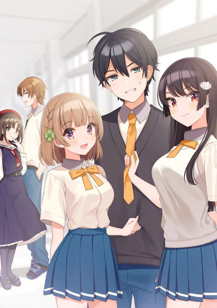 visual anime osananajimi ga zettai ni makenai love comedy