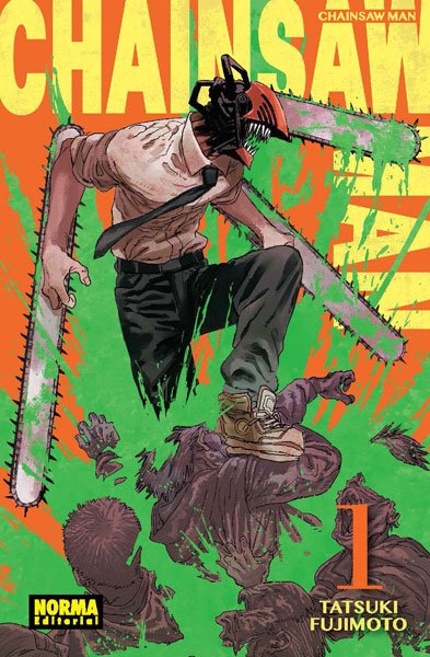 manga chainsaw man